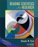 Reading Statistics and Research, Huck, 0205510671