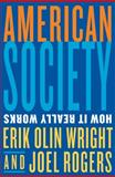 American Society : How It Really Works, Wright, Erik Olin and Rogers, Joel, 039393067X