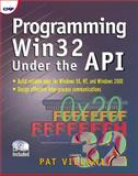 Programming Win32 under the API 9781578200672