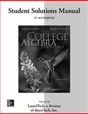Student Solutions Manual for College Algebra Essentials, Coburn, John and Coffelt, Jeremy, 0077340671