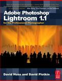 Adobe Photoshop Lightroom 1. 1 for the Professional Photographer, Huss, David and Plotkin, David, 024052067X
