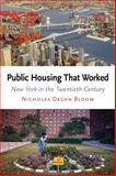 Public Housing That Worked 9780812220674