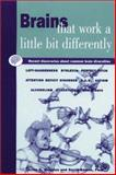 Brains That Work a Little Bit Differently : Recent Discoveries about Common Mental Diversities, Bragdon, Allen D. and Gamon, David, 0916410676