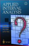 Applied Interval Analysis : With Examples in Parameter and State Estimation, Robust Control and Robotics, Jaulin, Luc and Kieffer, Michel, 1447110676