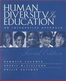 Human Diversity in Education : An Integrative Approach, Safford, Philip and Cushner, Kenneth H., 0070150672