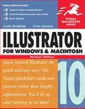 Illustrator 10 for Windows and Macintosh, Elaine Weinmann and Peter Lourekas, 0321150678