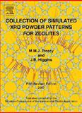 Collection of Simulated XRD Powder Patterns for Zeolites Fifth (5th) Revised Edition, Treacy, M. M. J. and Higgins, J. B., 0444530673