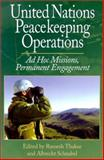 United Nations Peacekeeping Operations 9789280810677