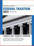 Prentice Hall's Federal Taxation 2013 Individuals Plus NEW MyAccountingLab with Pearson EText, Pope, Thomas R. and Anderson, Kenneth E., 0133040674