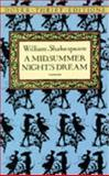 A Midsummer Night's Dream, William Shakespeare, 048627067X