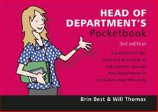 Head of Department's Pocketbook, Best, Brin and Thomas, Will, 1906610673