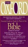 Oxford Guide to People and Places of the Bible, , 0425180670