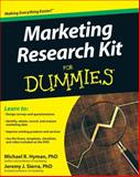 Marketing Research Kit for Dummies, Dummies Press Staff and Michael Hyman, 047052068X