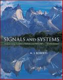 Signals and Systems : Analysis Using Transform Methods and MATLAB, Roberts, M. J., 0073380687