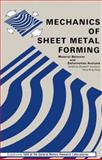 Mechanics of Sheet Metal Forming, , 0306400685
