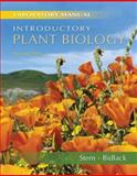Introductory Plant Biology, Bidlack, James and Stern, Kingsley R., 0072830689