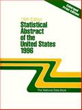 Statistical Abstract of the United States 1997, Bernan Press Staff, 0890590680