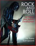 Rock and Roll : Its History and Stylistic Development, Stuessy, Joe and Lipscomb, Scott, 0136010687
