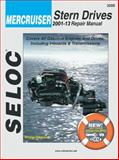 Mercruiser Stern Drives, 2001-2006, Seloc Publications Staff, 0893300683