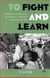 To Fight and Learn, Les Gottesman, 156902068X