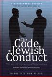 Code of Jewish Conduct, Yitzchok Silver, 1600910688