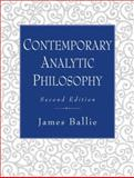Contemporary Analytic Philosophy : Core Readings, Baillie, James, 013099068X