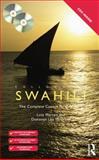 Colloquial Swahili, Donovan McGrath and Lutz Marten, 0415580684