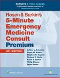 Rosen Barkin 5 Min Emerg Med Prem, Schaider, 1451190689