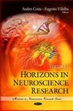 Horizons in Neuroscience Research, Costa, Andres and Villalba, Eugenio, 1606920685