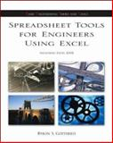 Spreadsheet Tools for Engineers : Excel, Gottfried, Byron S., 0072480688