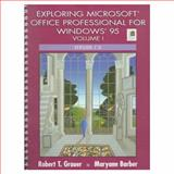 Exploring Microsoft Office Professional , 95, Grauer, Robert T., 0135040698
