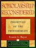 Scholarship Reconsidered 1st Edition
