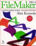 Filemaker Pro 4.0 : A Developer's Guide, Kennedy, Alex, 0201360691