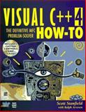 Visual C++ 4 How-To, Stanfield, Scott and Arvesen, Ralph, 1571690697