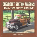 Chevrolet Station Wagons, 1946-1966, Robert J. Headrick, 1583880690