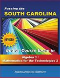 Passing the South Carolina End of Course Exam in Algebra I/Math for the Technologies II, Laurie Sabbarese, 1932410694
