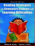 Reading Strategies for Elementary Students with Learning Difficulties : Strategies for RTI, Bender, William N. and Larkin, Martha J., 141296069X