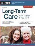 Long-Term Care, Joseph Matthews, 1413320694