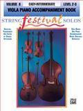 String Festival Solo, Alfred Publishing, 0769230695