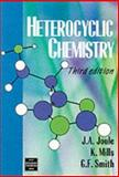 Heterocyclic Chemistry, Joule, J. A. and Mills, K., 0748740694