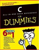 C All-in-One Desk Reference for Dummies®, Dan Gookin, 0764570692