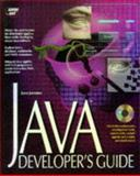 Java Developer's Guide, Sams.net Development Group Staff, 157521069X