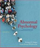 Abnormal Psychology : Clinical Perspectives on Psychological Disorders, Halgin, Richard P. and Whitbourne, Susan Krauss, 007337069X