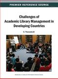 Challenges of Academic Library Management in Developing Countries, Thanuskodi, 1466640707