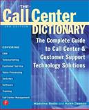 The Call Center Handbook 9781578200702