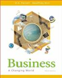 Business : An Integrative Framework with PowerWeb, Ferrell, O. C. and Hirt, Geoffrey, 0072470704