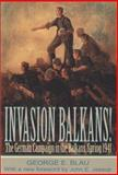 Invasion Balkans, George Blew, 1572490705