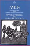 Amos, Andersen, Francis I. and Freedman, David Noel, 0300140703