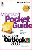 Microsoft Pocket Guide to Microsoft Outlook 2000, Nelson, Stephen L., 0735610703