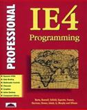 Professional IE Programming, Homer, Alex, 1861000707
